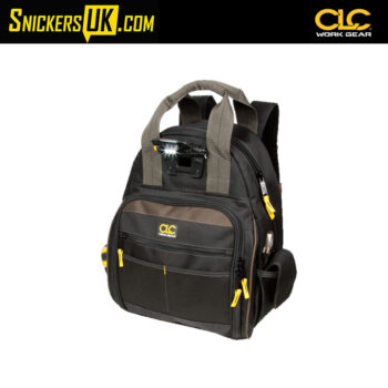 CLC LED Lighted Tool Backpack