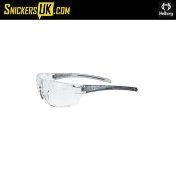 Hellberg Clear AF/AS Safety Glasses