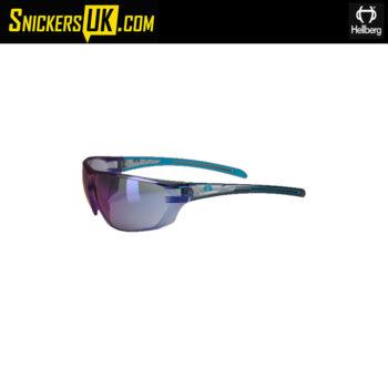 Hellberg Helium Blue AF/AS Safety Glasses