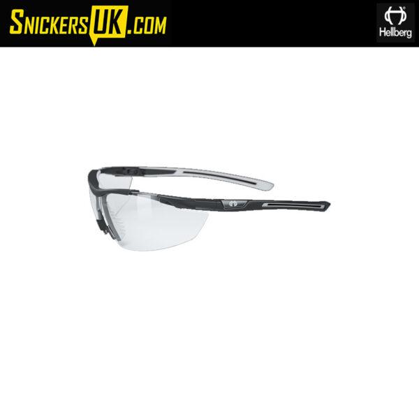 Hellberg Argon Clear AF/AS Endurance Safety Glasses