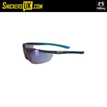 Hellberg Argon Blue AF/AS Safety Glasses