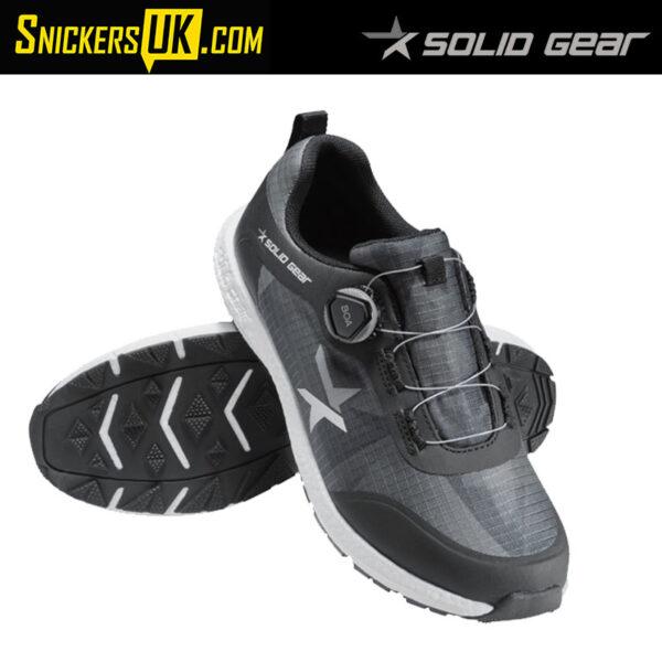Solid Gear Dynamo Safety Trainer