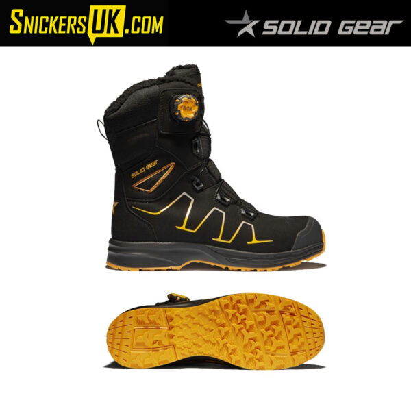 Solid Gear Shore Safety Boot