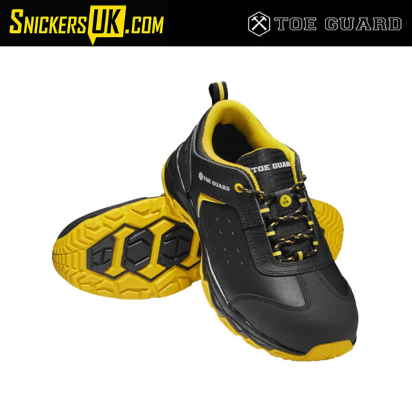 Toe Guard Wild Low Safety Trainer