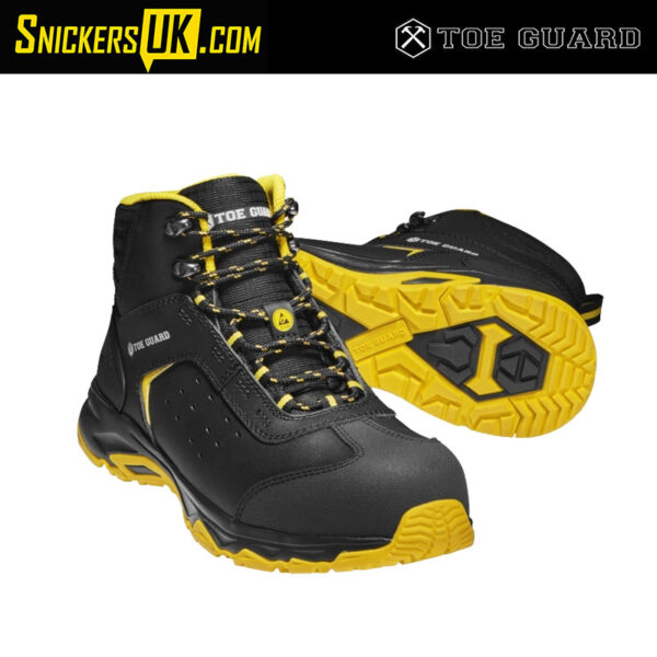 Toe Guard Wild Mid Safety Boot