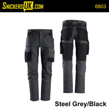 Snickers 6803 AllRoundWork Stretch Trousers