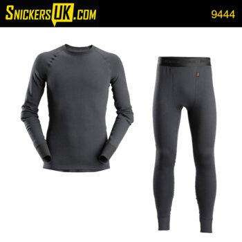 Snickers 9444 AllRoundWork Shirt & Long Johns Set