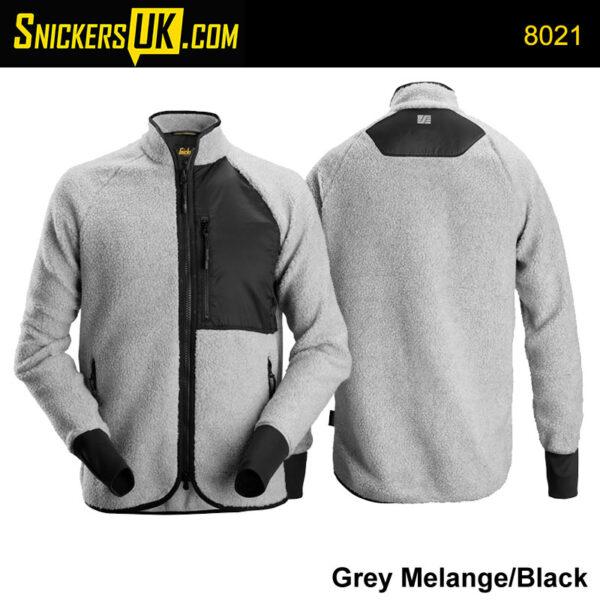 Snickers 8021 AllRoundWork Pile Zip Jacket